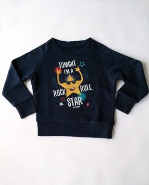Sudadera Rock Star - Niño-a ®