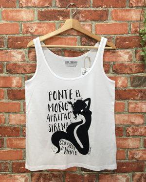 Camiseta Marea - Sirena Chica
