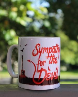 """Taza de cerámica """"Devil"""""""