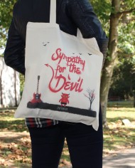"Tote Bag ""Devil"" – Bolso"