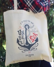 "Tote Bag ""Under the sea"" – Bolso"
