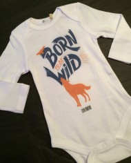 Body Born Wild – Live Forever