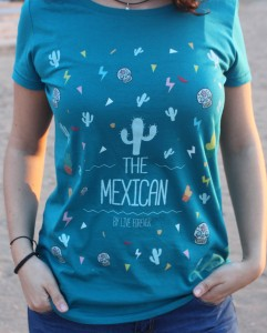 Camiseta The Mexican - Live Forever