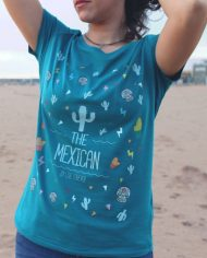 Camiseta The Mexican – Live Forever