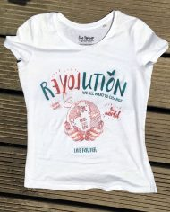 Revolution World – Camiseta The Beatles
