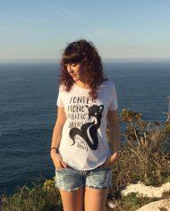 Sirena Manga Corta – Camiseta Chica
