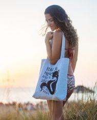 Bolso Sirena Marea – Color Gris