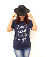 Don´t look back in anger – Camiseta – Unisex