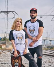 Camiseta Be Yourself – Unisex – Live Forever