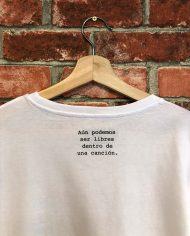 Camiseta Prohibir – Camiseta Unisex- Live Forever –