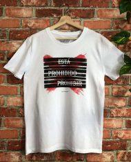 Pack Prohibir – Camiseta Unisex – Live Forever