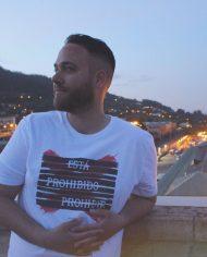 Camiseta Prohibir – Camiseta Unisex- Live Forever
