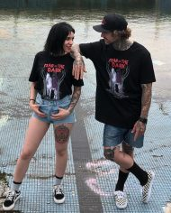 Camiseta Dark – Camiseta Iron Maiden – Unisex – Live Forever ®