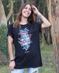 Camiseta Vetusta Morla – Camiseta Rabia – Unisex – Live Forever ®
