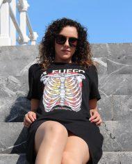 Vestido Fuego – Live Forever ®