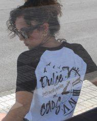 Camiseta Caos – Unisex – Camsieta Extremoduro – Live Forever ®