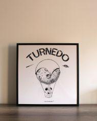 Lámina Turnedo – Live Forever ®