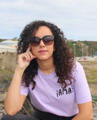 Camiseta AMA INDIA – Chica – Camsieta Extremoduro – Live Forever ®